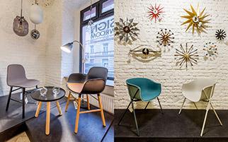 Interiér obchodu a showroomu Design Showroom