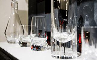 Křišťálové nápojové sklo BOMMA